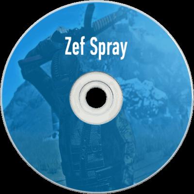 zef spray, rust, no recoil, macro, script, ahk